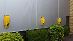 elektravon ev-box laadpaal