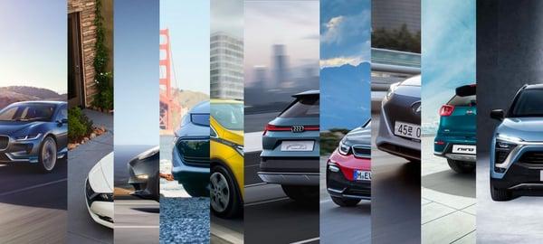 2018 electric cars evbox