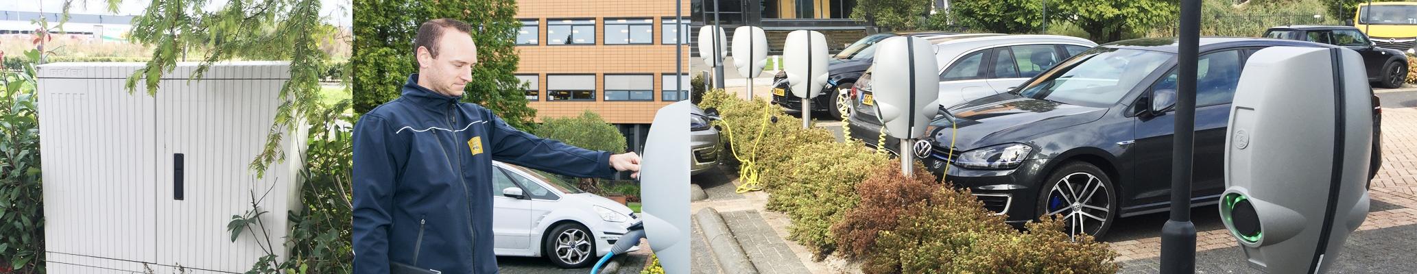 Van Den Pol Elektrotechniek evbox installateur maand