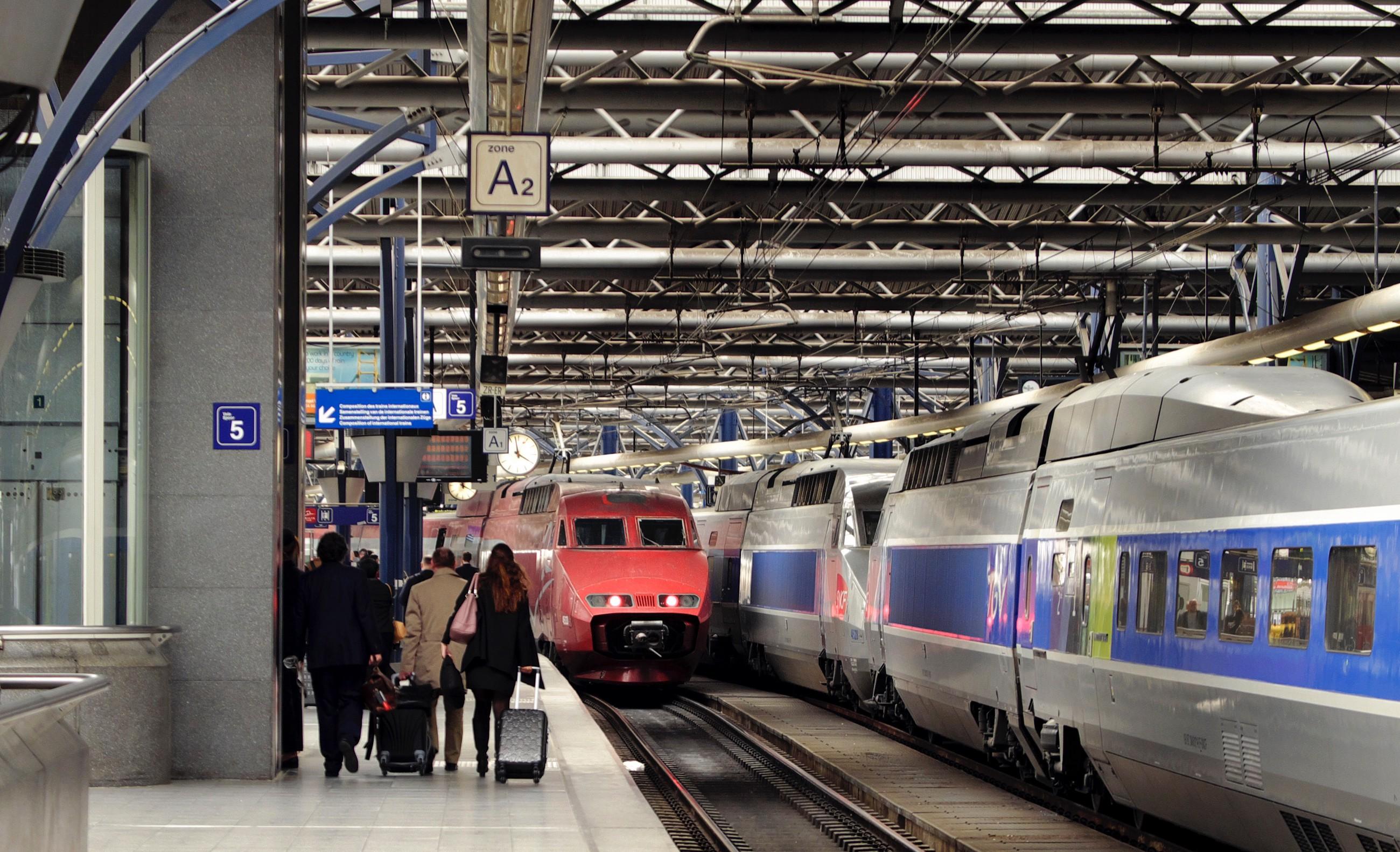 gare-du-midi-train