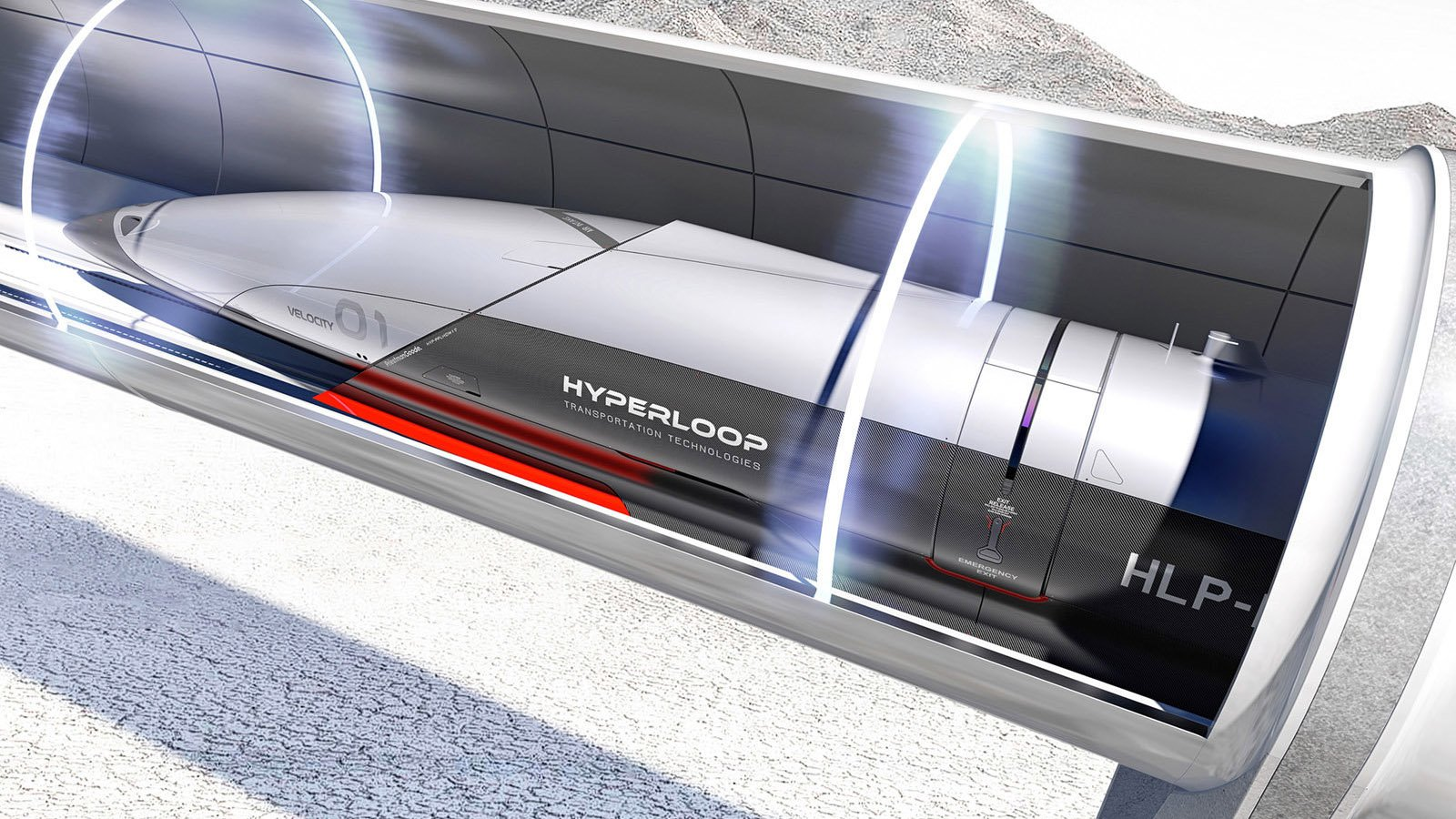 hyperloop-tube