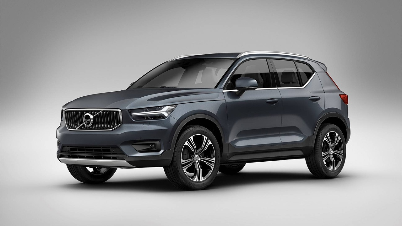 Volvo Xc40 Electric Polestar 1