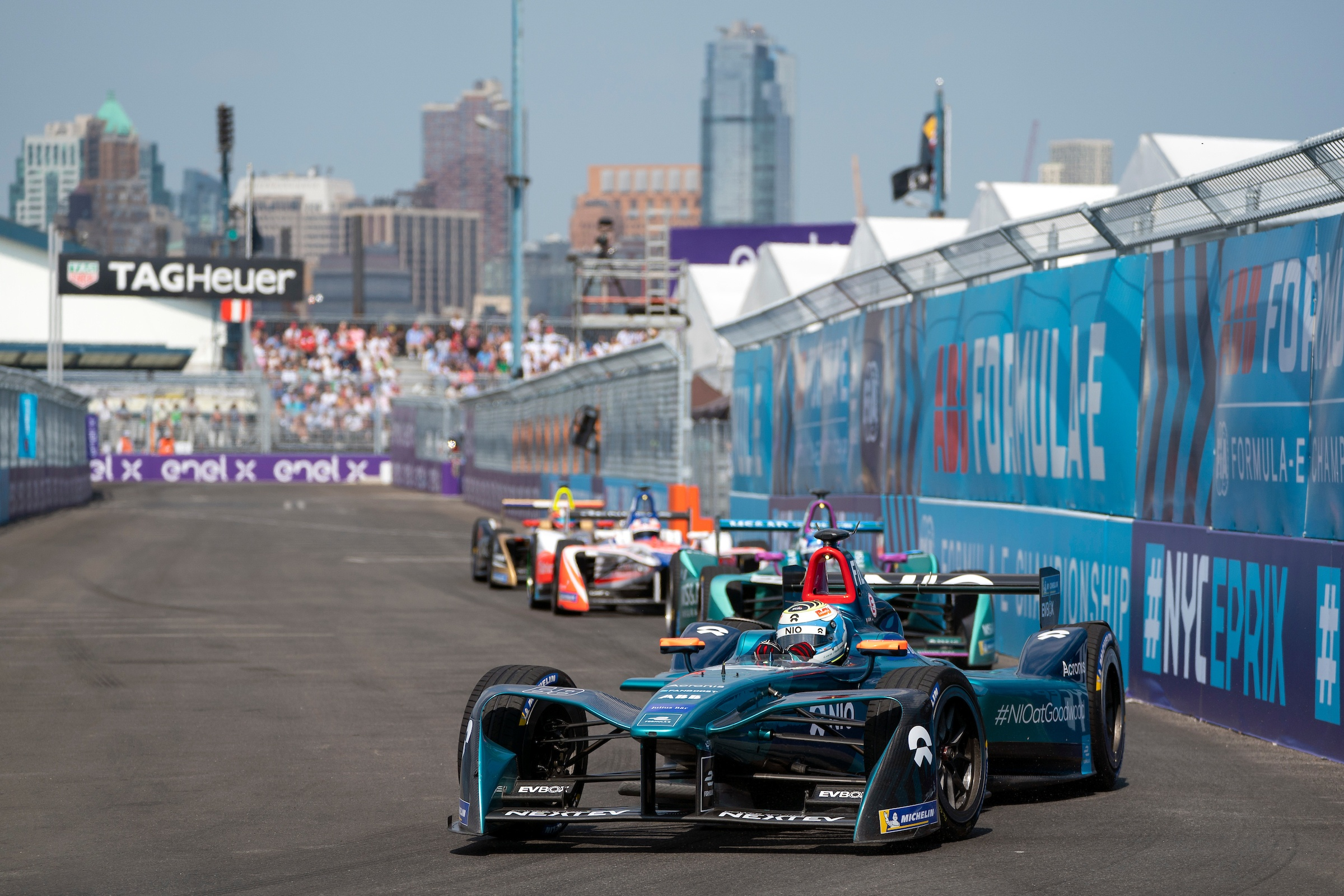 How Formula E is helping change the perception of driving electric