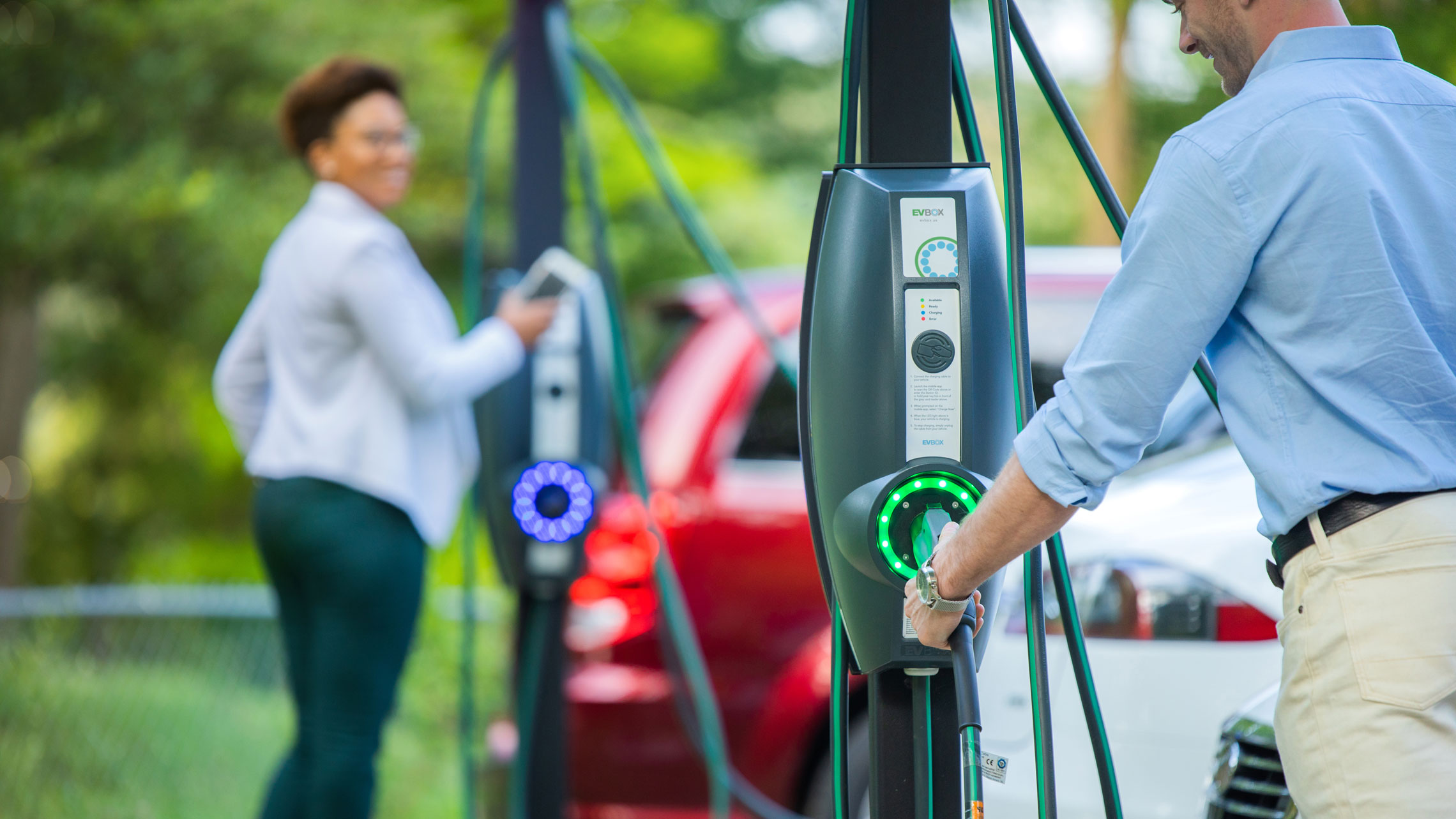 Electrify America's New $200 Million Investment Approved for California