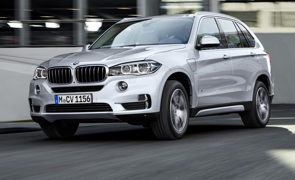 BMWX5 PHEV