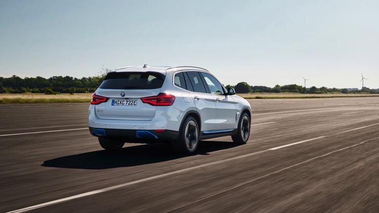 bmw ix3 electric car 2020