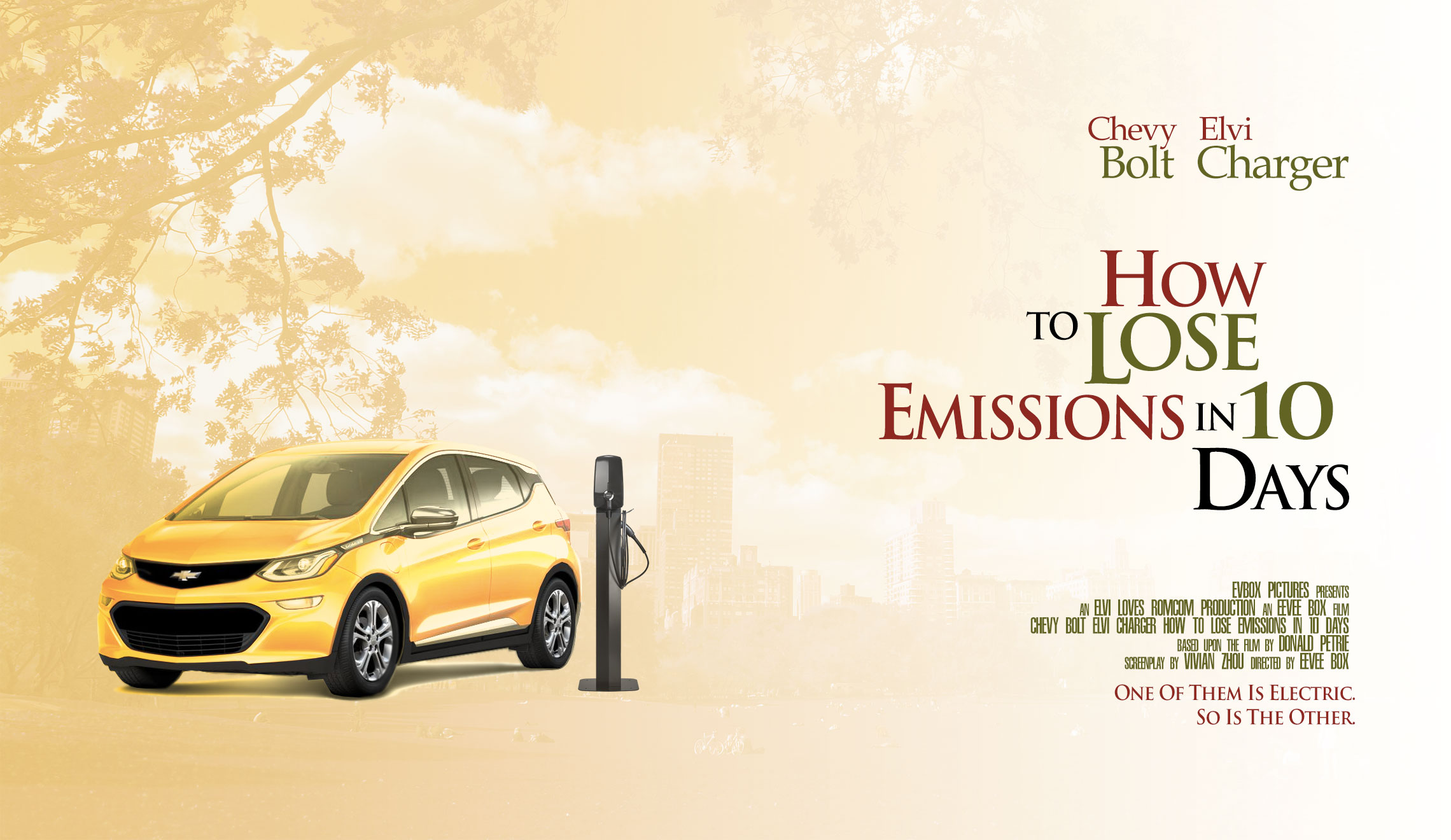How to lose emissions in 10 days