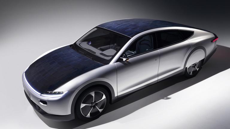 lightyear one electric car 2020