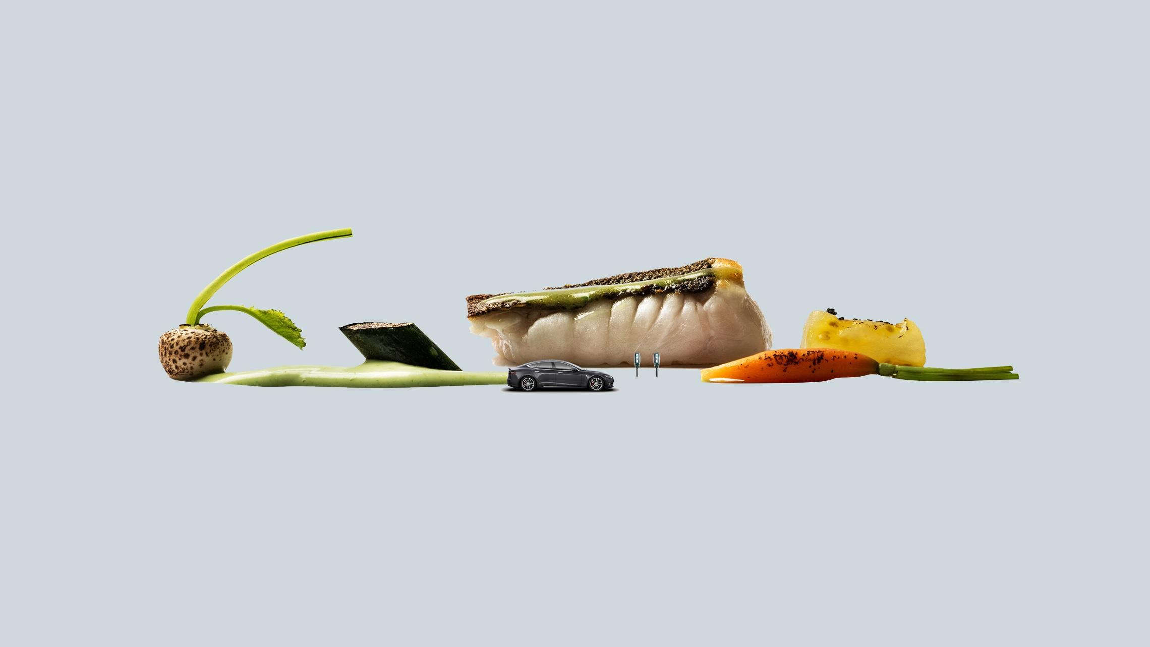 Eat 'n Charge: EV Charging for Restaurants