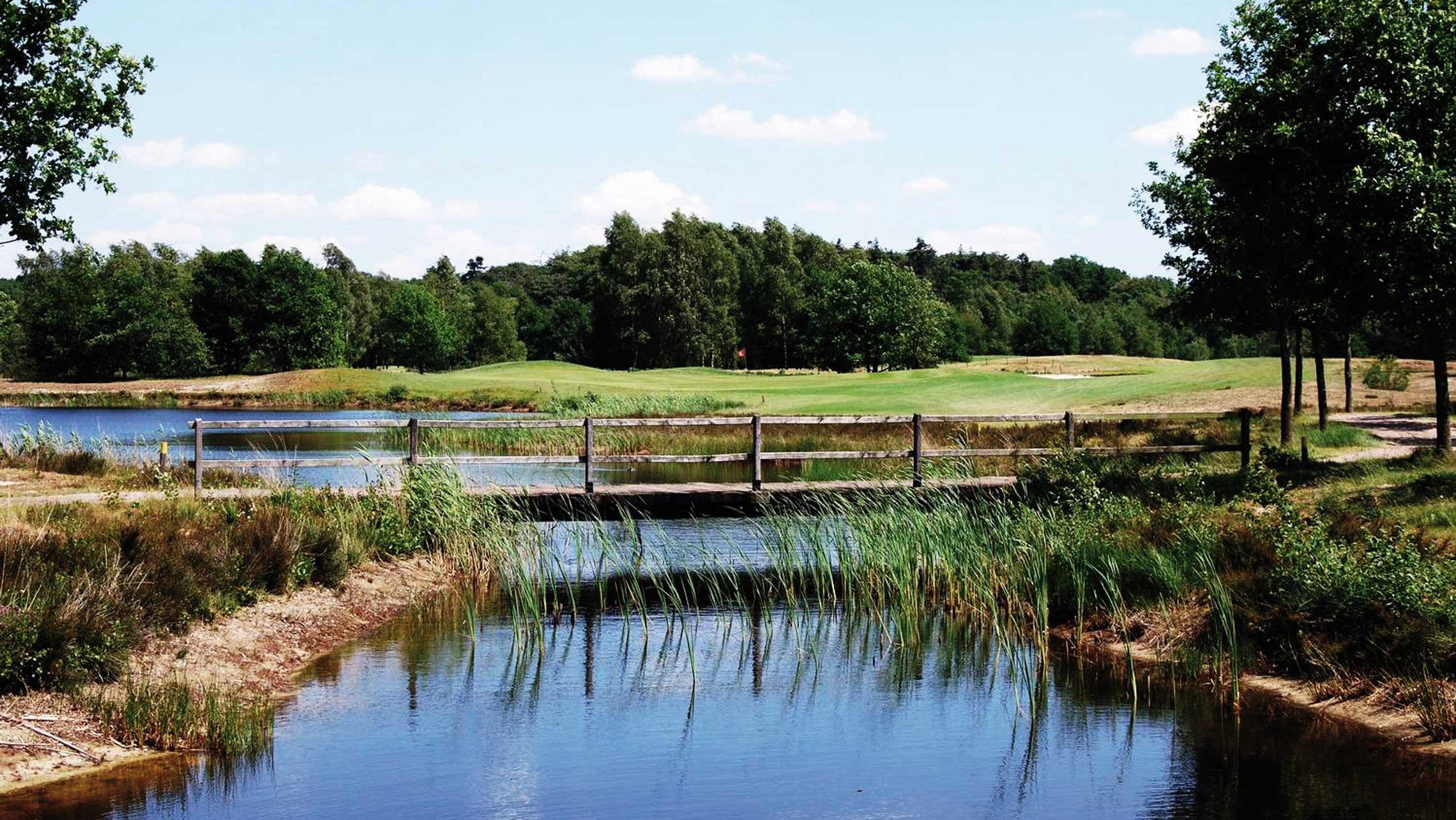 Opladen bij 'n rondje golf