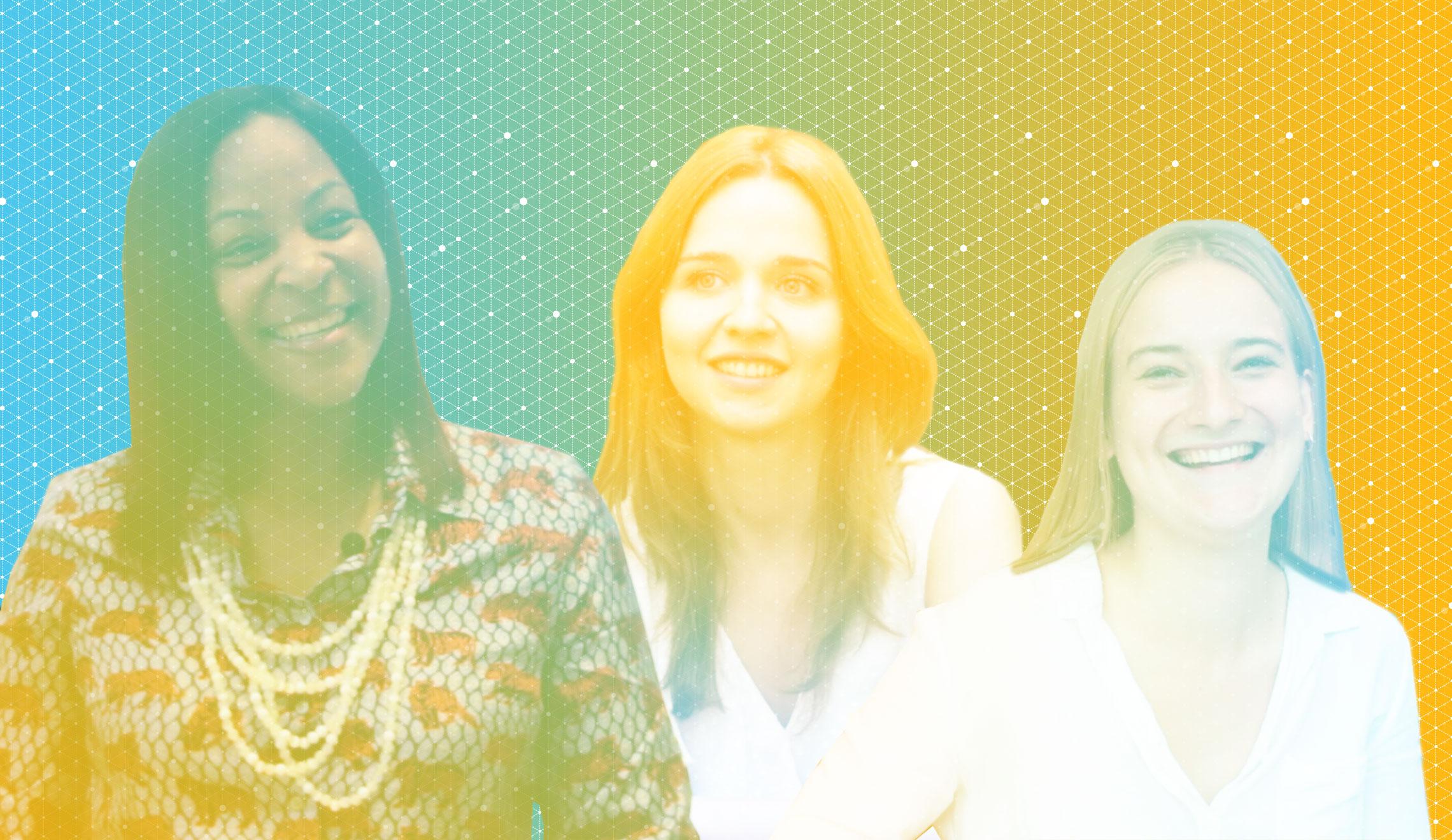 Our women in tech
